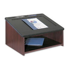 Safco Table Top Lectern - 24