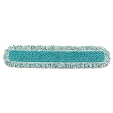Rubbermaid® Commercial HYGEN™ HYGEN Dry Dusting Mop Heads with Fringe - 36