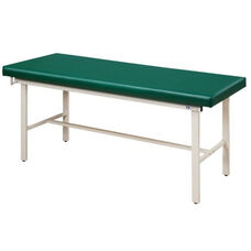 Alpha S-Series Flat Top Straight Line Treatment Table - 27