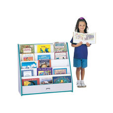 Rainbow Accents® Flush Back Pick-A-Book Stand
