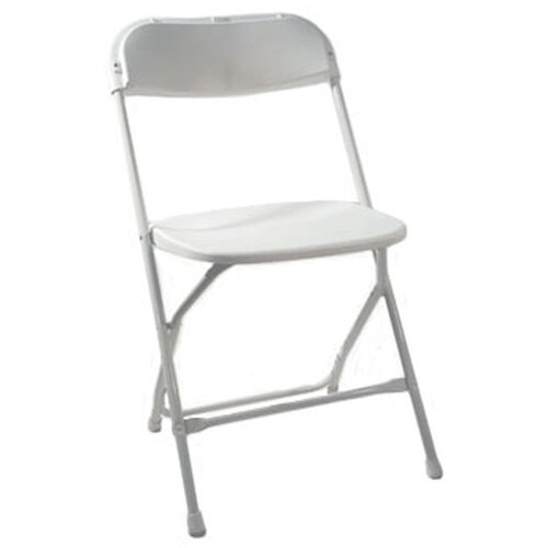 Our 500 lb. Max Poly Performance Folding Chair - Set of 6 - White is on sale now.