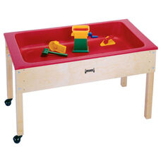 Sand-n-Water Table with Birch Activity Cover Included