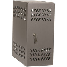 CPU Large Mountable Locker - Light Gray