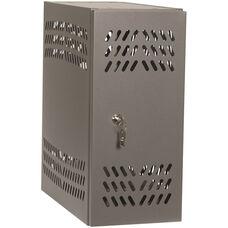 CPU Large Mountable Locker - Light Gray