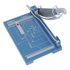 DAHLE Premium Guillotine Paper Cutter with Laser Guide