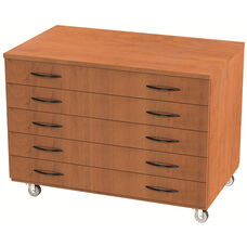 Storage Solution Paper Storage with Drawers - 36
