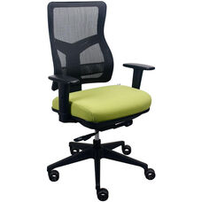 Tempur-Pedic® Spring Task Chair with Mesh Back - Meadow