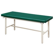 Alpha S-Series Flat Top Straight Line Treatment Table - 30