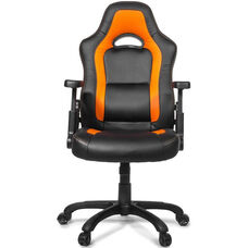 Mugello Ergonomic Enhanced Gaming Chair - Orange