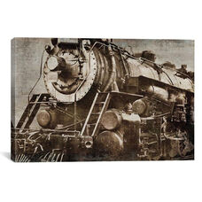 Locomotive by Dylan Matthews Gallery Wrapped Canvas Artwork