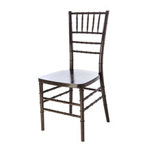 American Classic Wood Chiavari Chair - Set of 2 - Black