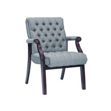 Heritage Series Side Chair with Tufts