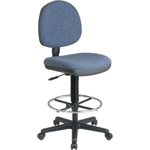 Our Work Smart Lumbar Support Chair with Adjustable Seat Height and Foot Rest is on sale now.