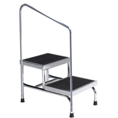 Our Two-Step Stool with Handrail is on sale now.