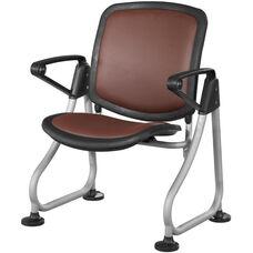 Ready Link Row Starter Chair - Maroon