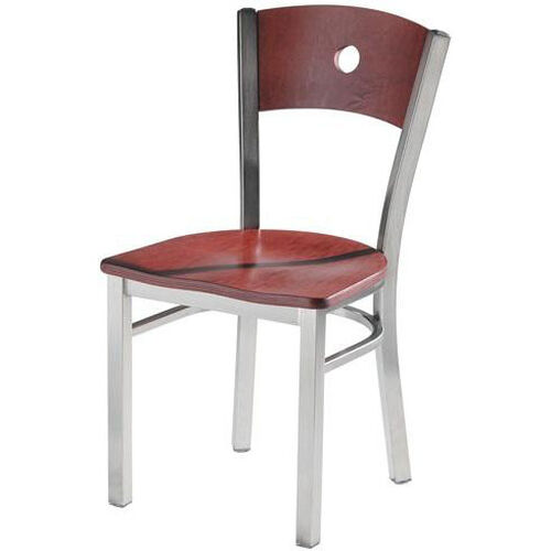Our Americana Woods Circle Wood Back Chair is on sale now.
