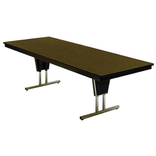 Customizable Rectangular Shaped Galaxy Conference Table - 24