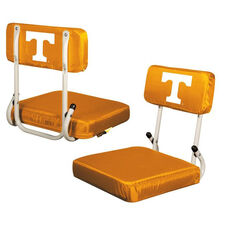 University of Tennessee Team Logo Hard Back Stadium Seat