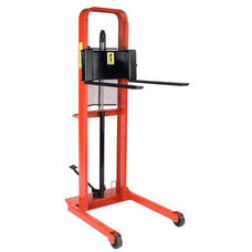 Standard Line Straddle Fork Model Hydraulic Stacker