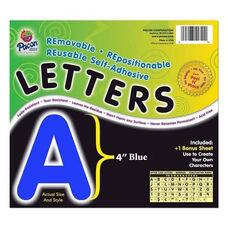 Pacon Self -Adhesive Letters - 4