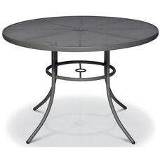 Sullivan Outdoor Steel Mesh Table - 36