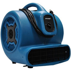 P-800 Powerful 3 Speed Professional Air Mover with 3200 CFM and 3/4 HP