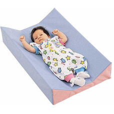 Quick Ship Multicolor Foam and Vinyl Baby Changer - 29