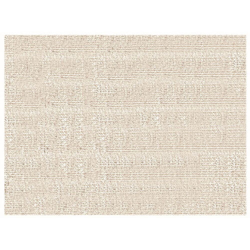 Our Frameless Burlap Weave Vinyl Display Panel with Squared Corners - Cement - 36