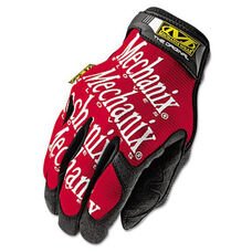 Mechanix Wear® The Original Work Gloves - Red/Black - Large