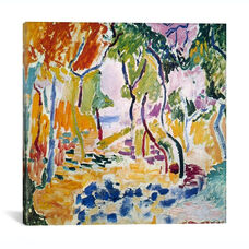 The Joy of Life by Henri Matisse Gallery Wrapped Canvas Artwork