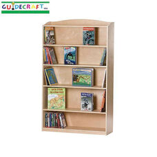 Single-Sided Bookcase - 60