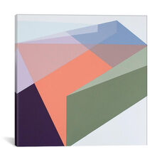 Pure Orpheus Number #4 by Richard Blanco Gallery Wrapped Canvas Artwork