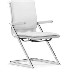 Lider Plus Conference Chair in White