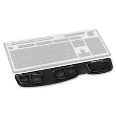 Fellowes Keyboard Palm Support with Microban Protection - 3.4