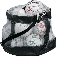 Deluxe Mesh Soccer Ball Bag