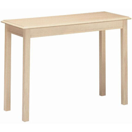 Our 840 Sofa Table is on sale now.