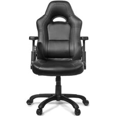 Mugello Ergonomic Enhanced Gaming Chair - Black