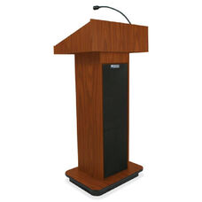 Amplivox Executive Sound Column Lectern - 22