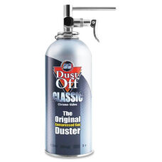 Falcon Safety Dust-Off Chrome Valve Cleaner