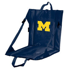 University of Michigan Team Logo Bi-Fold Stadium Seat