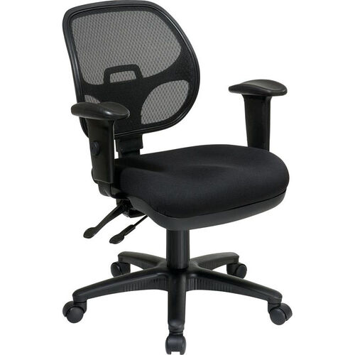 Our Pro-Line II Ergonomic Task Chair with ProGrid® Mesh Back and Adjustable Arms - Black is on sale now.