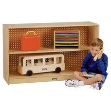 Low Straight - Shelf Mobile Unit