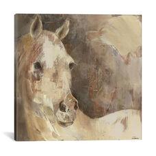 Jasmine by Albena Hristova Gallery Wrapped Canvas Artwork