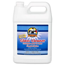Genuine Joe Glass Cleaner - Ready To Use - Refill - 1 Gallon