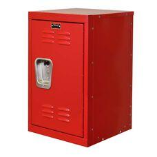 Relay Red Kids Mini Locker Unassembled - 15
