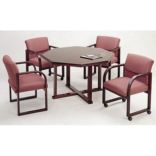 Our Contemporary Series Wood Conference Octagonal Table is on sale now.