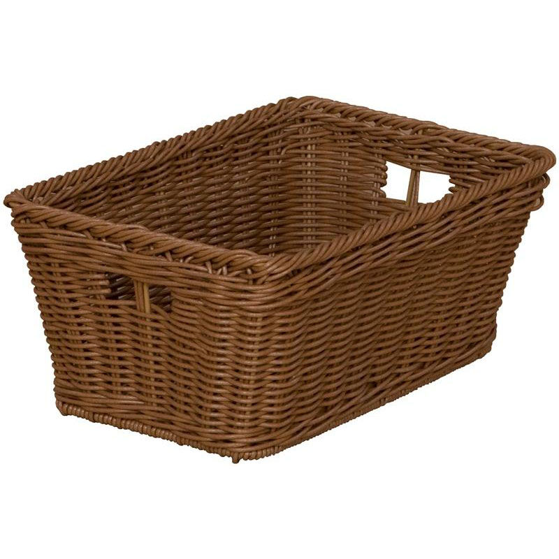 ... Our Wooden Cubby Storage Unit With 12 Plastic Wicker Baskets   30u0027u0027W X