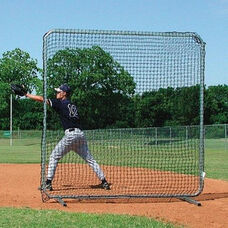 First Base Galvanized Steel Frame Fungo Protector