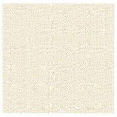 Frameless Burlap Weave Vinyl Display Panel with Squared Corners - White Rice - 48