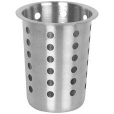 Stainless Steel Flatware Cylinder